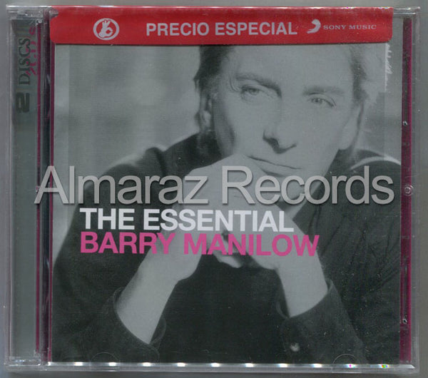 Barry Manilow The Essential 2CD