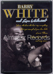 Barry White And Love Untitled DVD - Almaraz Records | Tienda de Discos y Películas  - 1