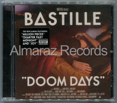 Bastille Doom Days CD