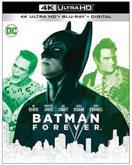 Batman Eternamente Blu-Ray 4K Ultra HD + Blu-Ray