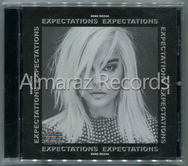 Bebe Rexha Expectations CD
