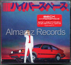 Beck Hyperspace CD