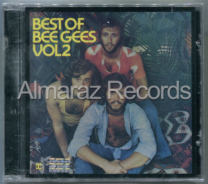 Bee Gees Best Of Bee Gees Vol. 2 CD