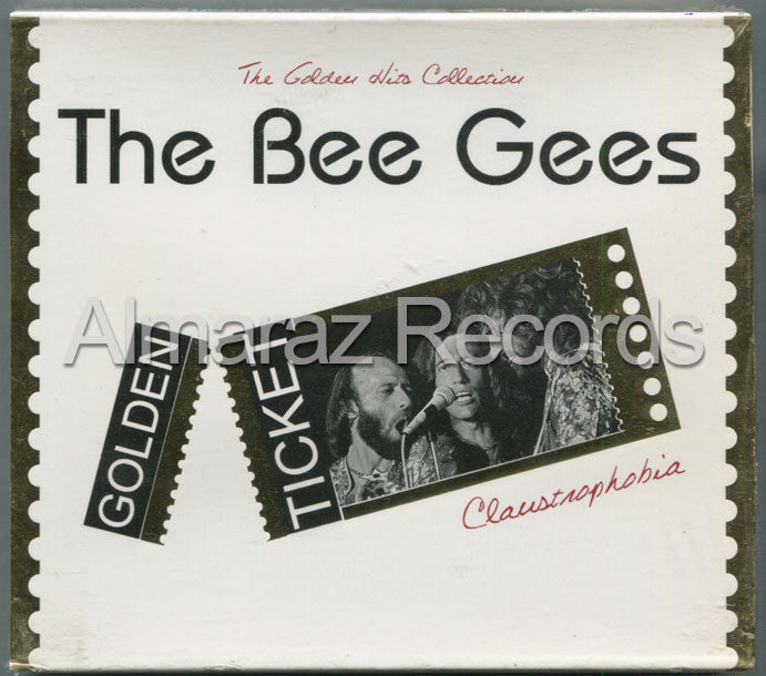 Bee Gees The Golden Hits Collection CD (Usado) - Almaraz Records | Tienda de Discos y Películas  - 1