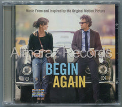 Begin Again CD - Almaraz Records | Tienda de Discos y Películas  - 1