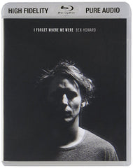 Ben Howard I Forget Where We Are Blu-Ray Audio - Almaraz Records | Tienda de Discos y Películas  - 1