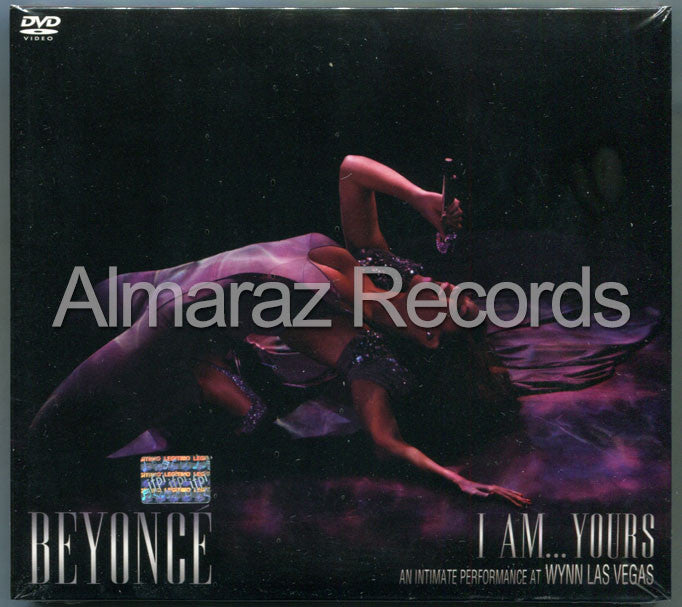 Beyonce I Am... Yours An Intimate Performance At Wynn Las Vegas 2CD+DVD - Almaraz Records | Tienda de Discos y Películas  - 1