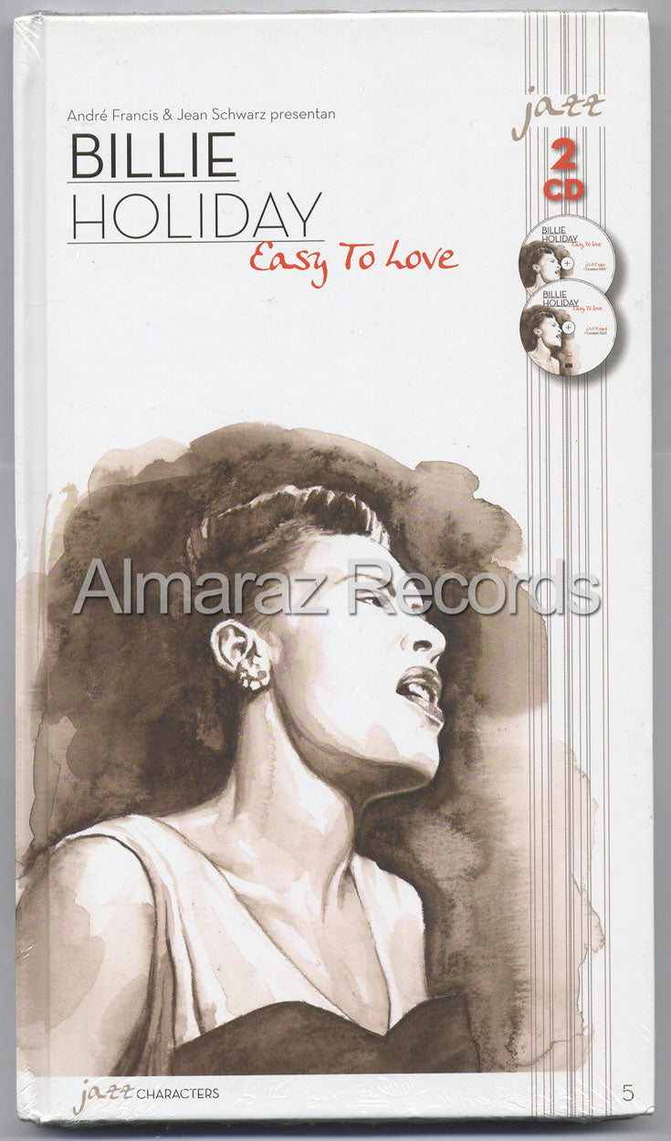 Billie Holiday Easy To Love 2CD