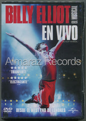 Billy Elliot The Musical Live! DVD