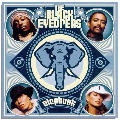 The Black Eyed Peas Elephunk CD - Almaraz Records | Tienda de Discos y Películas