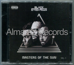 Black Eyed Peas Masters Of The Sun Vol. 1 CD