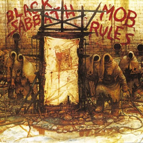 Black Sabbath Mob Rules CD [Import] - Almaraz Records | Tienda de Discos y Películas