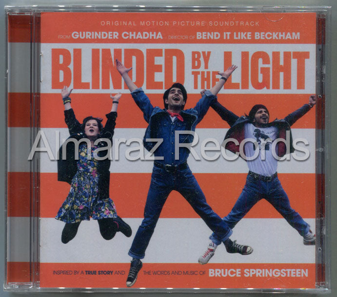 Blinded By The Light Soundtrack CD