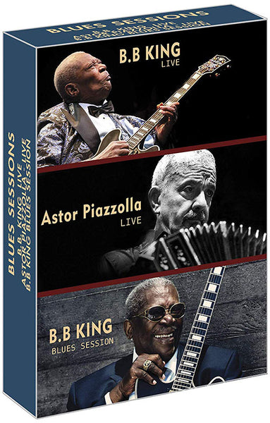 Blues Sessions DVD