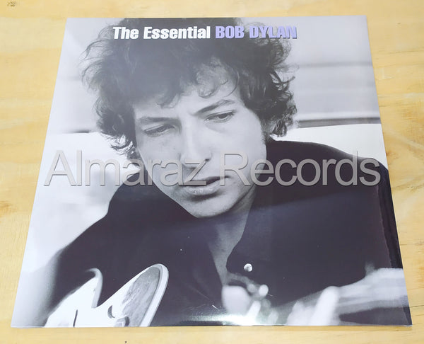 Bob Dylan The Essential Bob Dylan Vinyl LP