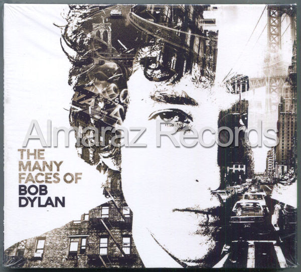 The Many Faces Of Bob Dylan 3CD