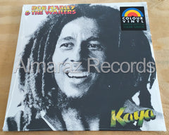 Bob Marley Kaya Limited Edition Clear Green Vinyl LP