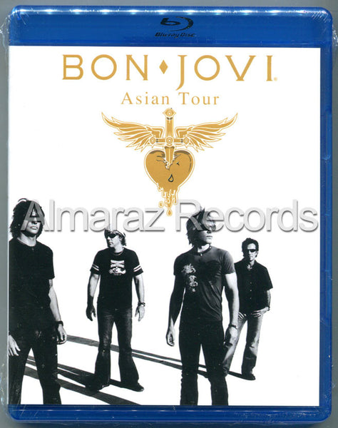 Bon Jovi Asian Tour Blu-Ray - Live At Tokyo Dome 2008 - Almaraz Records | Tienda de Discos y Películas  - 1