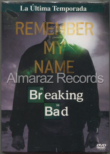 Breaking Bad Temporada 6 DVD