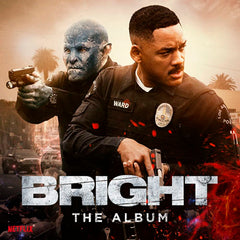 Bright The Album CD