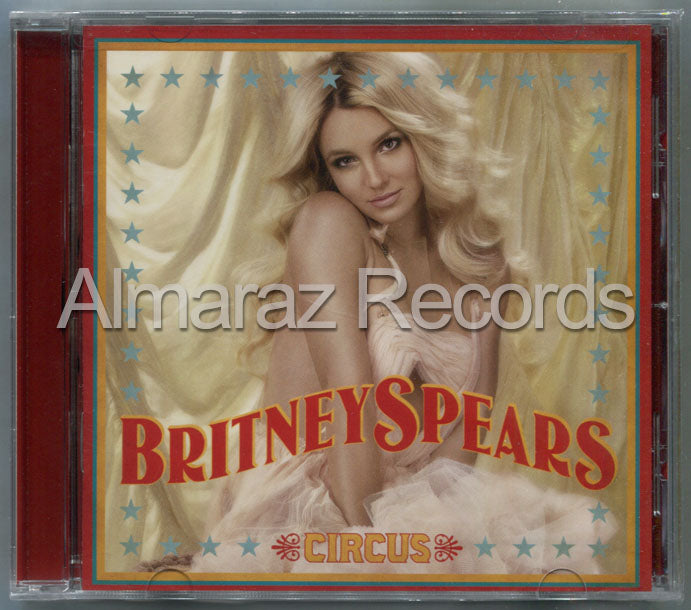 Britney Spears Circus CD [Import]