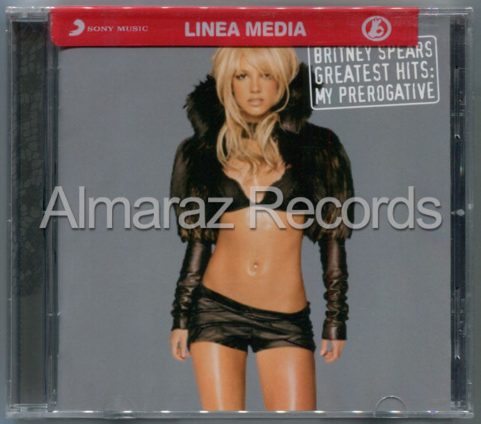 Britney Spears Greatest Hits My Prerogative CD - Almaraz Records | Tienda de Discos y Películas  - 1