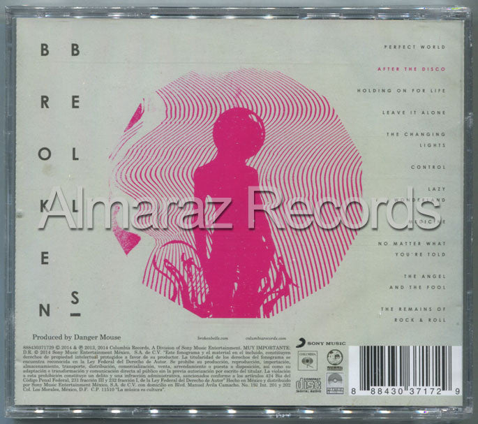 Broken Bells After The Disco CD - Almaraz Records | Tienda de Discos y Películas  - 2