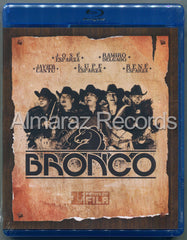 Bronco Primera Fila Blu-Ray+CD