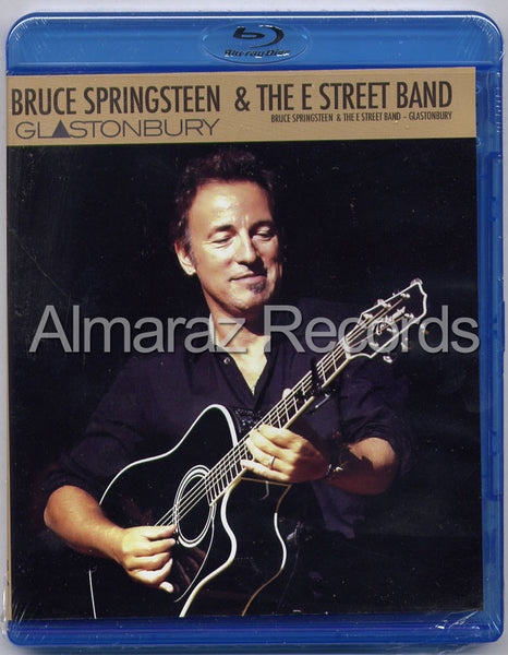 Bruce Springsteen & The E Street Band Glastonbury Blu-Ray - Almaraz Records | Tienda de Discos y Películas  - 1