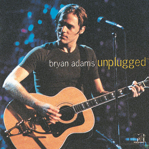 Bryan Adams MTV Unplugged CD - Almaraz Records | Tienda de Discos y Películas