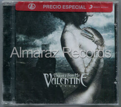 Bullet For My Valentine Fever CD