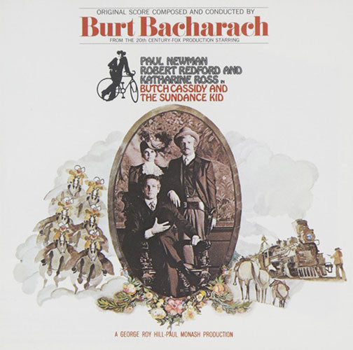Butch Cassidy & The Sundance Kid CD - Almaraz Records | Tienda de Discos y Películas