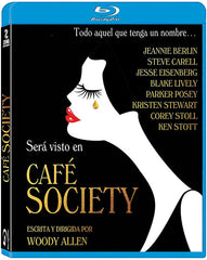 Cafe Society Blu-Ray