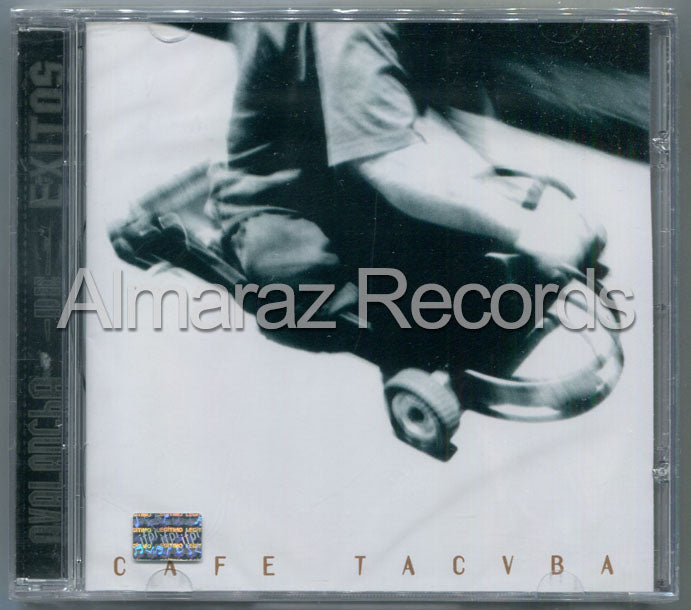 Cafe Tacuba Avalancha De Exitos CD - Cafe Tacvba