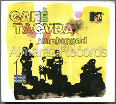 Cafe Tacuba MTV Unplugged CD+DVD - Cafe Tacvba - Almaraz Records | Tienda de Discos y Películas  - 1