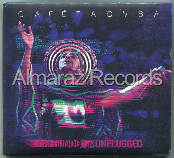 Cafe Tacvba Un Segundo MTV Unplugged CD+DVD