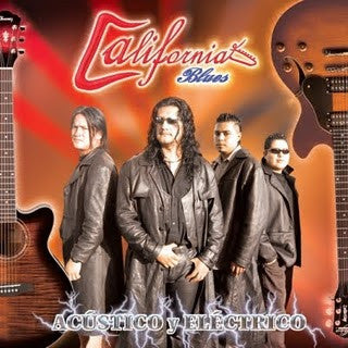 California Blues Acustico Y Electrico CD - Almaraz Records | Tienda de Discos y Películas