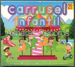 Carrusel Infantil 32 Exitos 2CD