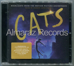 Cats Highlights From The Motion Picture Soundtrack CD