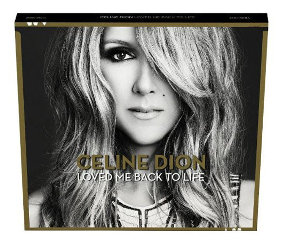 Celine Dion Loved Me Back To Life CD - Almaraz Records | Tienda de Discos y Películas  - 1