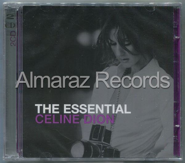 Celine Dion The Essential 2CD