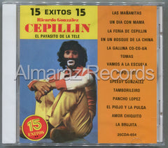Cepillin 15 Exitos 15 CD