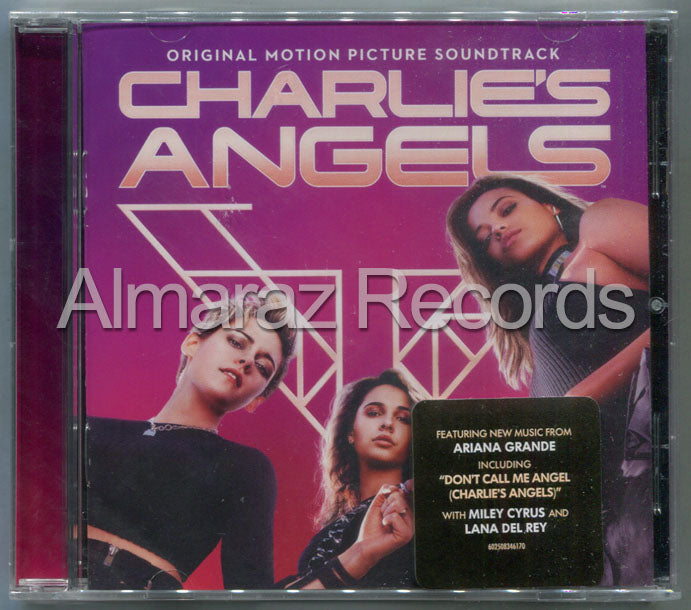Charlie's Angels CD