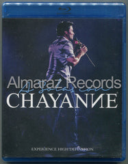 Chayanne A Solas Con Chayanne Blu-Ray+CD