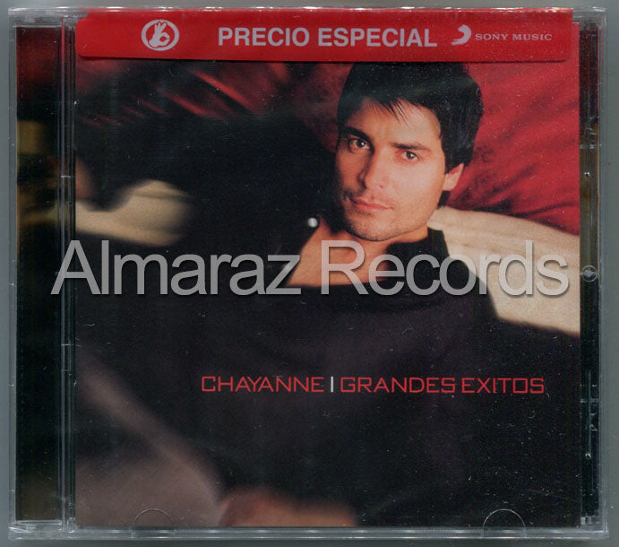 Chayanne Grandes Exitos CD