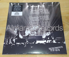 Cheap Trick Are you Ready? Live Vinyl LP