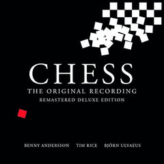 Chess The Original Recording 2CD+DVD - Almaraz Records | Tienda de Discos y Películas