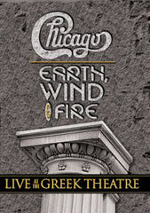 Chicago & Earth Wind And Fire Live At The Greek Theatre DVD - Almaraz Records | Tienda de Discos y Películas