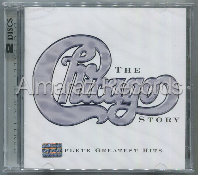 Chicago Story Complete Greatest Hits 2CD