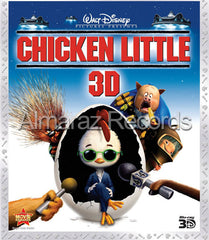 Chicken Little Blu-Ray 3D [Import] - Almaraz Records | Tienda de Discos y Películas